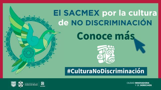 Cultura No Discriminación